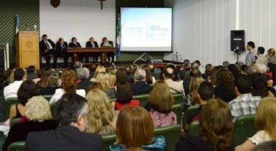 El Poder Judicial del Chaco celebró su 60° aniversario