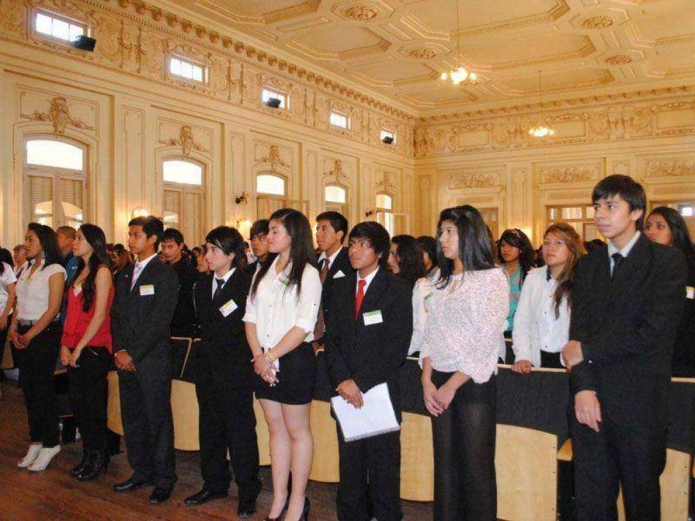 Se puso en marcha el 29º Congreso de la Juventud