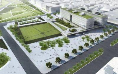 La AJB pide que se acelere la construcción de la Ciudad Judicial