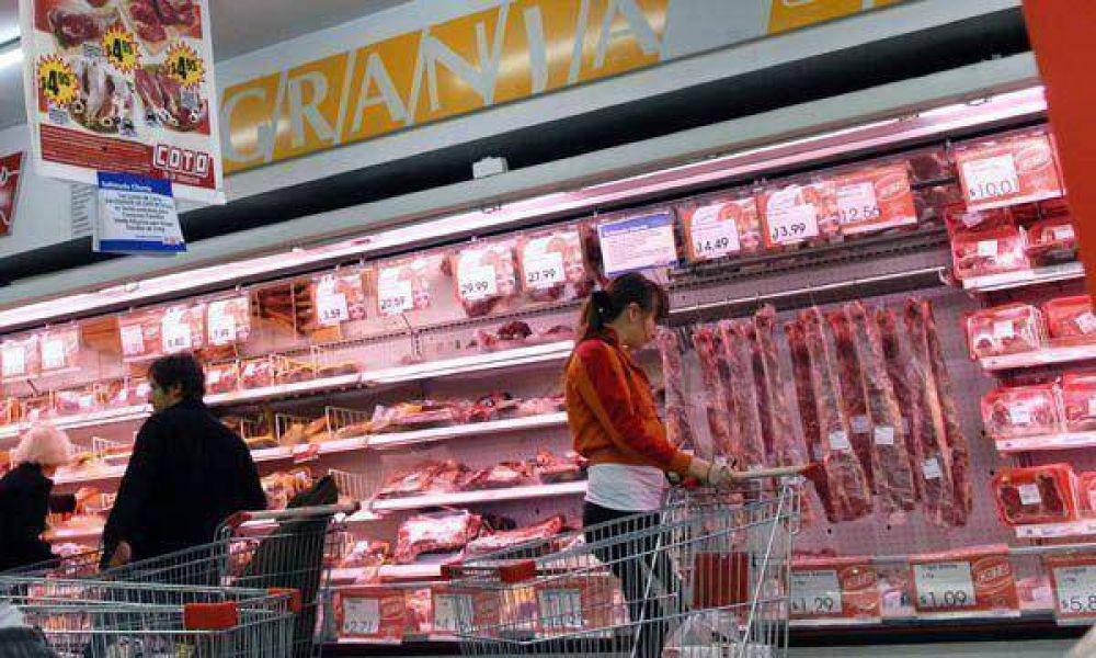 Advierten que la suba de la carne haría caer el consumo por lo que no sería necesario importar