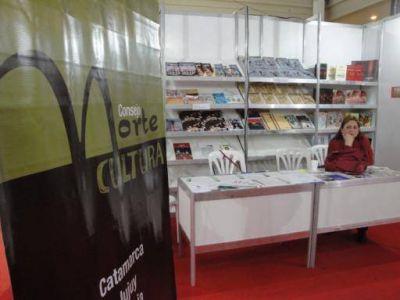 Catamarca presente en la Feria del Libro riojana