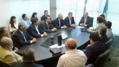 El Gobierno firmó con el Banco Formosa convenio para beneficiar a PYMES