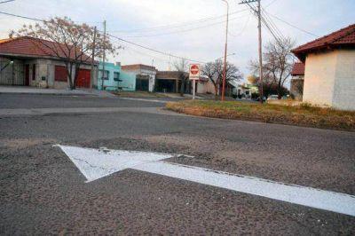 Cambio de circulación de calles para el ingreso al barrio El Mirador