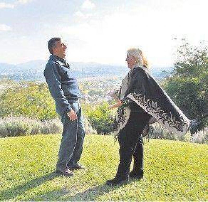 Carrió y Morales, secretos de una pareja opositora