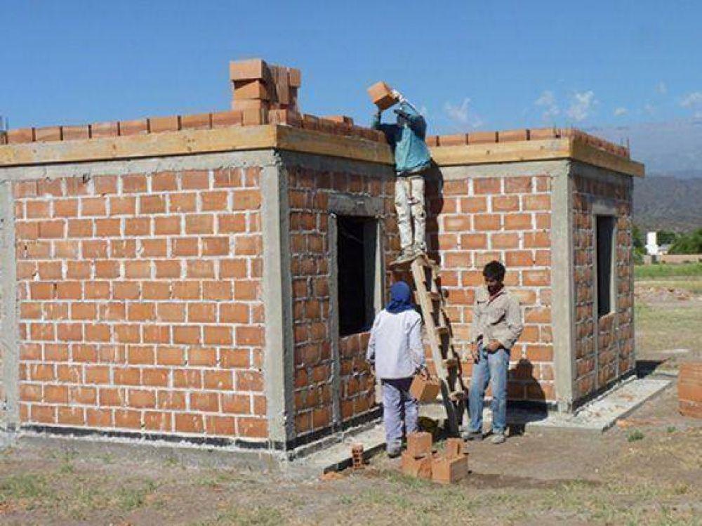 Gestiones conjuntas por más de 600 viviendas