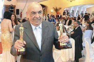 En una noche de grandes estrellas, Canal 7 Santiago se llev� dos Mart�n Fierro
