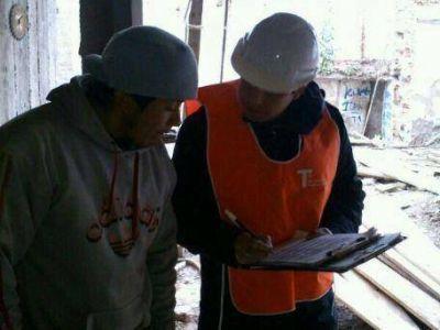 Profundizan acciones para combatir el trabajo informal en la actividad de la construcción