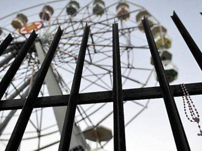 A casi un mes de la tragedia del parque, una mujer sigue internada