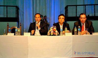 Camau, Artaza y Sussini expusieron proyectos y criticaron la ausencia de Colombi en el foro
