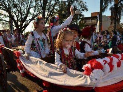 Intensifican la seguridad y el control policial en la Fiesta del Inmigrante