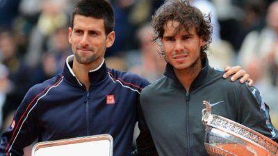 Djokovic y Nadal van en busca del Abierto de los Estados Unidos
