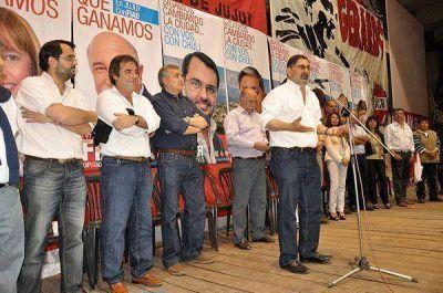 Jorge conf�a que el voto capitalino le permita a la UCR pelear palmo a palmo las elecciones