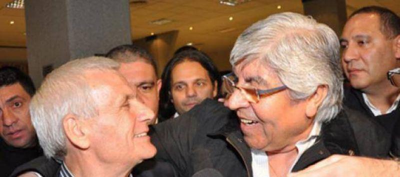 """Para Caló, la reunificación de la CGT """"es cuestión de tiempo"""""""