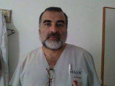 M�dicos de la Terapia Intensiva del Hospital de Ni�os hicieron una presentaci�n ante la Defensor�a del Pueblo