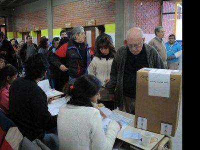 Frentes hasta ma�ana deber�n presentar candidatos