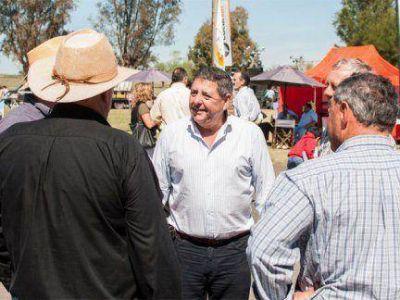 """""""Vamos a recuperar Entre Ríos para los entrerrianos"""", afirmó De Angeli"""