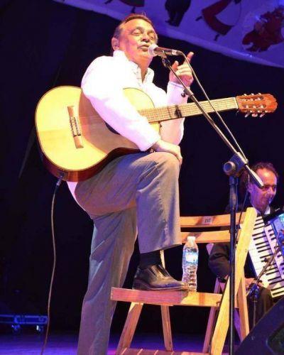 Bofil cerró el primer fin de semana de la Fiesta del Inmigrante