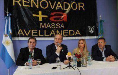 Legisladores de Avellaneda expresaron su apoyo al proyecto de Sergio Massa