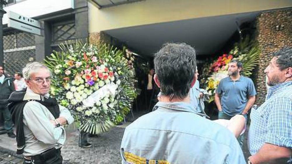 """Murió Lescano, un referente del sector de los """"Gordos"""" de la CGT"""