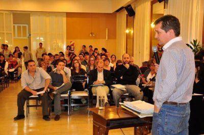Residuos patológicos: fuerte rechazo a la incineración durante la audiencia pública