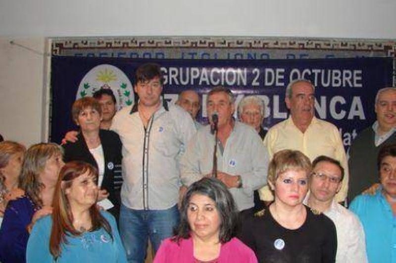Juan Domingo Rodríguez presento su propuesta para SuteryH