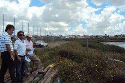 Ambientalistas dicen que Aldosivi no tiene autorizaci�n para avanzar sobre la Reserva del Puerto