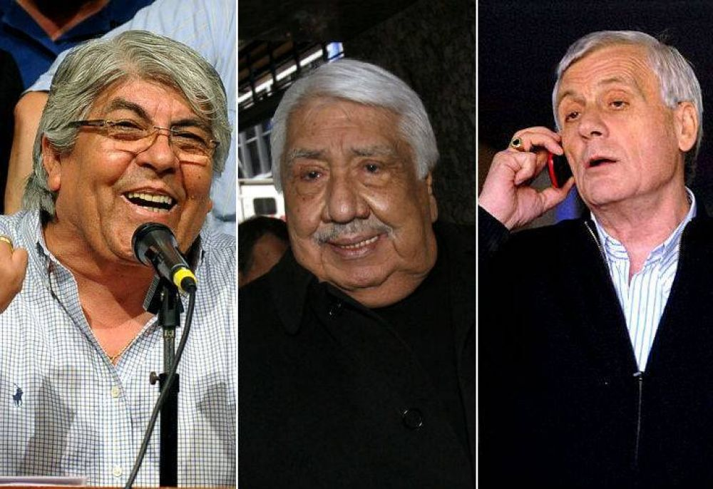 """Cómo cambiará el tablero sindical tras la muerte del """"Gordo"""" Lescano"""