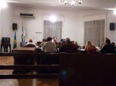 El FPV presentó importantes propuestas en el Concejo Deliberante