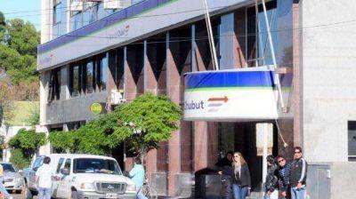 El Banco Chubut no habilitará más cajeros automáticos fuera de sus sucursales