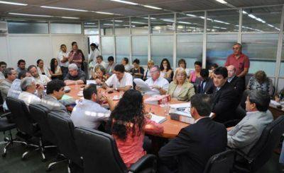 Prosap: los ministros resaltaron la necesidad de contar con la autorizaci�n de endeudamiento