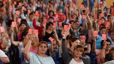 """Corpacci lanzó el programa nacional """"Ellas Hacen"""""""
