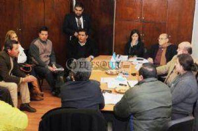 La ministra Noemí Villagra intenta destrabar el conflicto