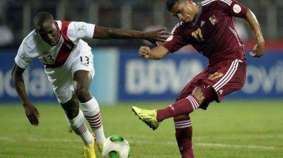 Venezuela venció 3-2 a Perú y lo dejó afuera de Brasil 2014