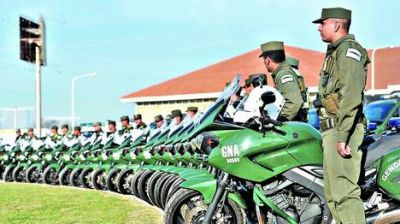 El Gobierno prioriza el envío de gendarmes a municipios kirchneristas