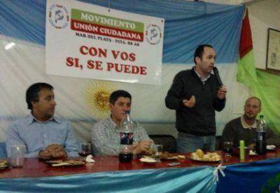 Cristian Azcona reclam� la designaci�n del Defensor del Pueblo