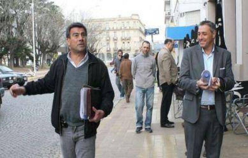 Trabajo convoc� a las partes para definir los pagos a los obreros de Apaz Madrid