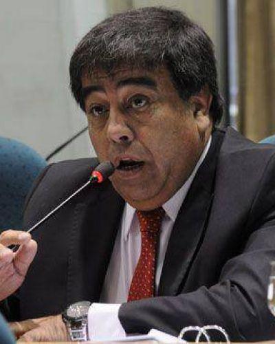 El PJ provincial solicitó la suspensión de la afiliación de Contreras