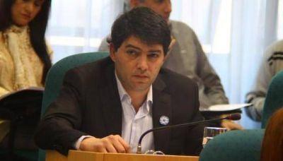 """""""Peralta nos quiere hacer creer que la ley de lemas es el principal problema de la provincia"""""""