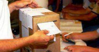 Se presentaron las listas para diputados provinciales y concejales