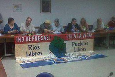 Diputados apoyaron reclamo de misioneros contra Garabí