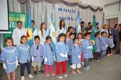 En Manuel Ocampo los maestros festejaron ayer en forma anticipada