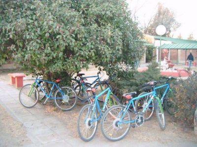 TuBi va a la escuela en Naschel, Santa Rosa y La Punta