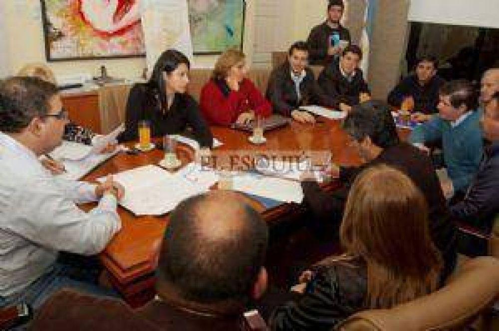 Para el traslado de los boliches, sólo falta la aprobación del concejo