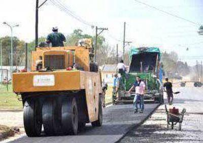 Finalizaron los trabajos de repavimentación de Avenida La Plata