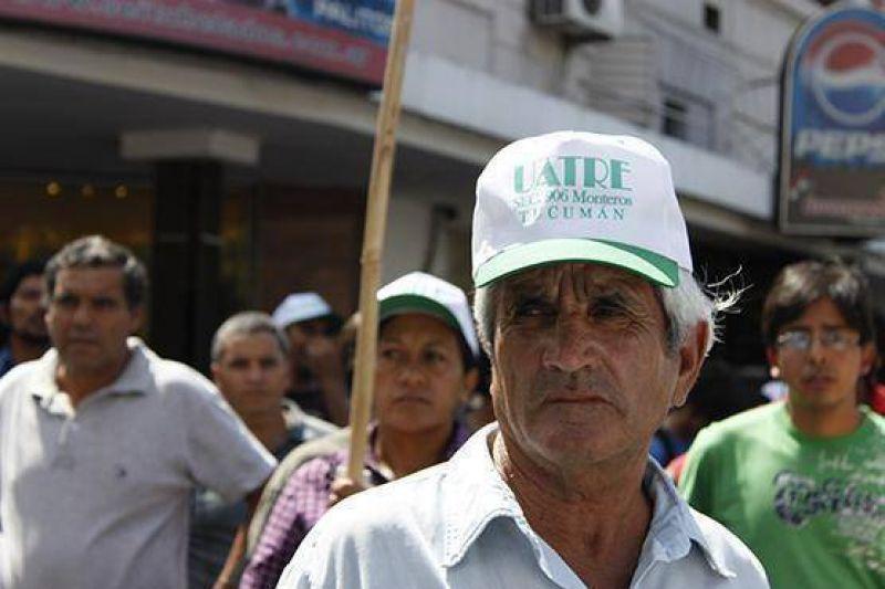 UATRE y la CCC tomaron la sede de Trabajo en Tucumán