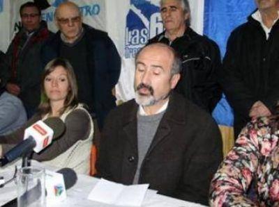 Benicio Arias se suma a la lista 2 del Frente para la Victoria
