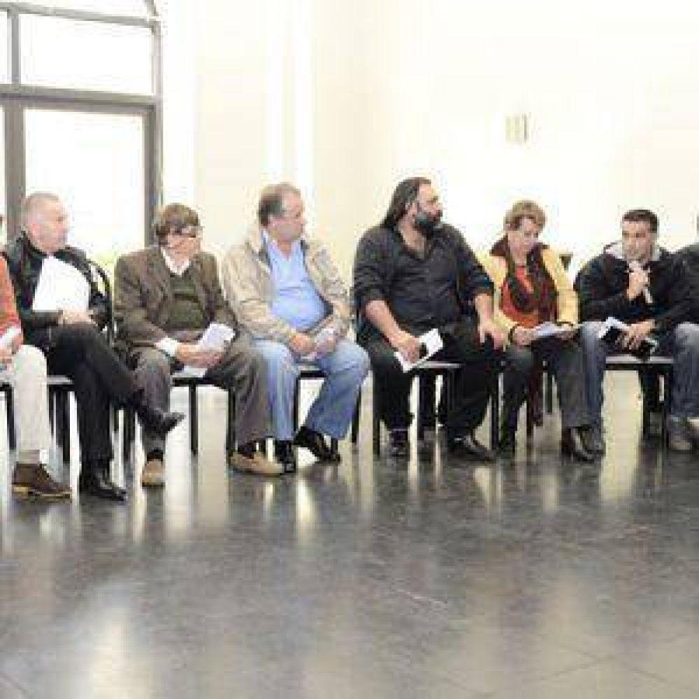 Gremios bonaerenses definen una nueva agenda de reclamos