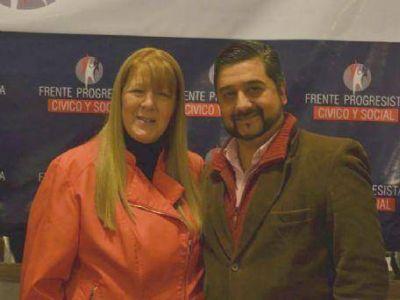 """Alejandro Carranza: """"Demostramos ser la única fuerza política con coherencia en la conducta"""""""