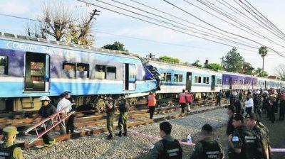 Tragedia de Castelar: una pericia descarta fallas en los frenos del tren