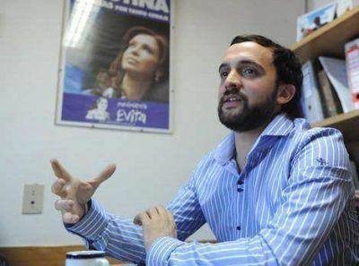 """""""Massa representa a las corporaciones"""", dijo Grosso"""